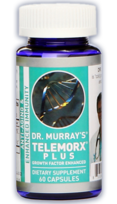 Dr. Murray's Telemorx Plusis liquid colostrum that has been diverted through special filters and added to our regular Telemorx to become Telemorx Plus.