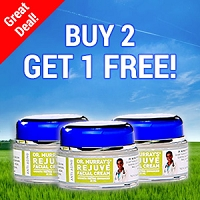Buy 2 Get 1 Free - Rejuvé Facial Cream (30ml)