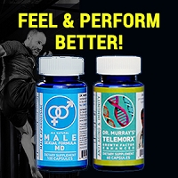 Men's Peak Performance Pack with Male Sexual Formula and Telemorx