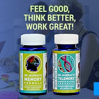 Ultimate Brain Booster Pack with Memory Enhancement Formula and Telemorx
