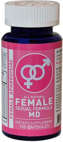 All Natural Female Sexual Formula MD