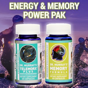 Energy and Memory Power Pak