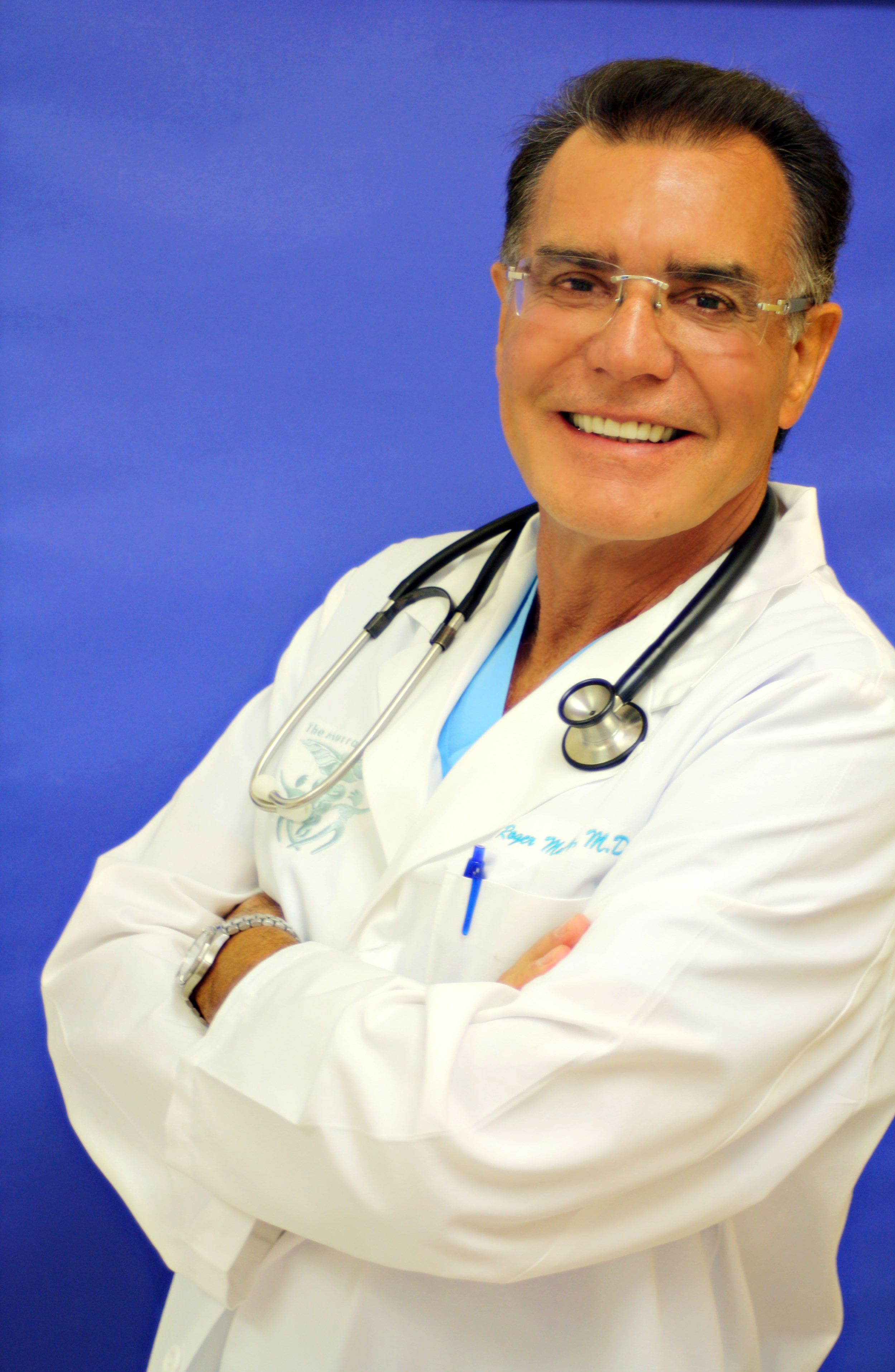 Meet Roger Y. Murray,  M.D., F.A.B.V.L.M. Fellow of the American Board Of Venous and Lymphatic Medicine