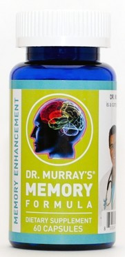 Memory Enhancement Formula<br> AutoShip - 2 Bottles