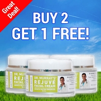 Buy 2 Get 1 Free - Rejuvé Facial Cream (50ml)