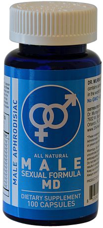 All Natural Male Sexual Formula MD - AutoShip - 3 Bottles